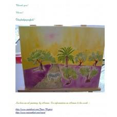 Maison Huit  Free Greeting E-card Hello/Bonjour - waiting