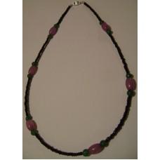 Maison Huit Collier - Necklace  - jade