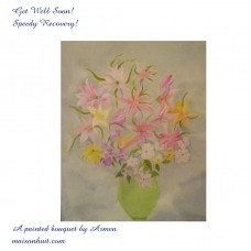 Maison Huit Greeting card by Armen
