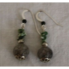 Boucle d'oreille/Earrings CR000071